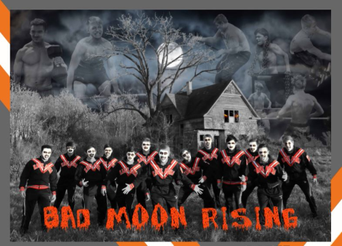 Bad Moon Rising 2017 2018