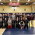 Minnesota Christmas Tournament team pic 2014 3rd place